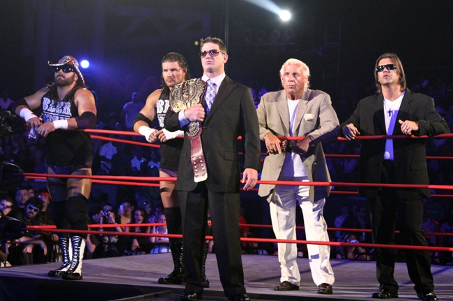 Idea For A New Heel Stable In Tna Wrestlingfigscom Wwe Figure Forums