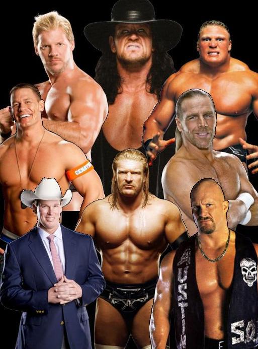 Wrestling, Pro Rasslin