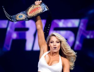 Trish Stratus, Champion, WWE, Wrestling