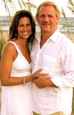 Karen Jarrett Wedding Jeff Jarrett remembered he