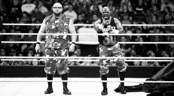 Dudley Boys, Dudley Boyz, WWE, ECW, WWE, TNA, Team 3D, Bubba Ray, Dvon, tag teams, retire, 2016, retirement, tables
