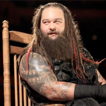 Bray Wyatt, WWE, rocking chair, dreads, face of fear, smackdown, wwe, backlash, wrestling