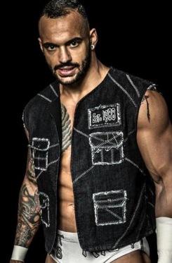 Ricochet, CWC, wwe, lucha underground, wrestler