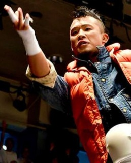Kushida, timesplitters, CWC, wwe, back to the future, wrestler