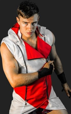 Will Ospray, CWC, pwg, Revolution, progress, Cruiserweight, wrestler, wwe