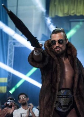 Marty Scurll, villain, progress, Revolution, CWC, wrestler