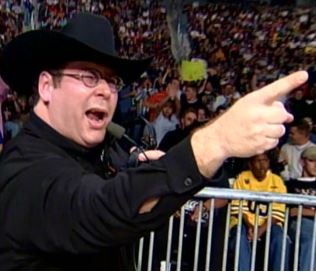 Ed Ferrara, Oklahoma, Jim Ross, JR, WCW, WWE, Cruiserweight Champion